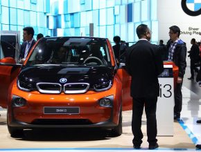 BMW E-Cars
